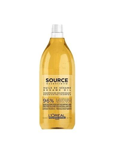L'oreal Professionnel Loreal Professionel Source Essentielle Kuru Ve Hassas Saçlar İçin Besleyici Şampuan 1500 Ml Renksiz